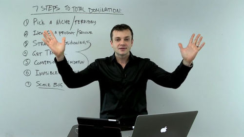 Vick Strizheus - Total domination engineering