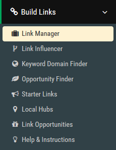 SEOprofiler has some powerful link building tools to help you get high-quality backlinks to your site